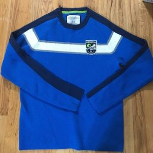 Aeropostale ski resort crewneck sweater